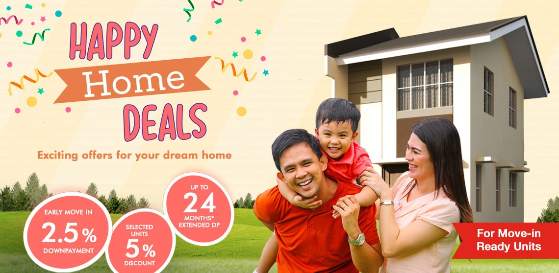 Futura Happy Home Deals